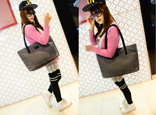 Women Handbag Messenger Shoulder Tote Purse Large Capacity Satchel Casual Bag