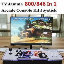 Pandora Box 4s Metal Home Multiplayer Arcade Console 800/846 Games All in 1 NE