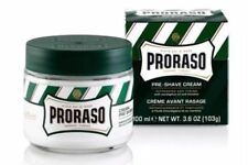 Proraso Pre Shave Cream with Eucalyptus Oil and Menthol, 100ml