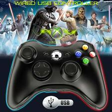 Xbox 360 Controller USB Wired Game Pad For Microsoft Xbox 360 Windows PC UK