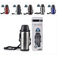 Water Bottle Vacuum Insulated Drink Sports High Quality Stainless Steel Outdoor