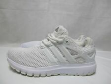 Mens Womens Adidas Energy Cloud Sport Shoes White Running Lace Up Trainers