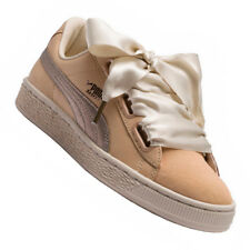 Puma Basket Heart Up Sneaker Women's Beige F01