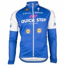Vermarc Quick-Step Long Sleeved Cycling Jersey S-XXL RRP £82.99
