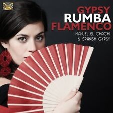Gypsy Rumba Flamenco - MANUEL EL CHACHI AND SPANISH GYPSY [CD]