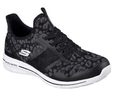 NEW SKECHERS Women Sneakers Trainers Casual BURST 2.0-GAME CHANGING Black
