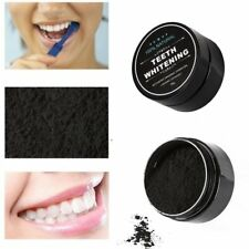 Activated Charcoal Teeth Whitening Organic Coconut Shell Powder Carbon Coco HE