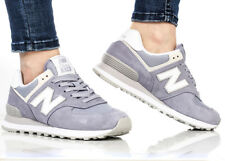NEW BALANCE 574 Chaussures Femme de sport baskets rose Classic Top wl574esv