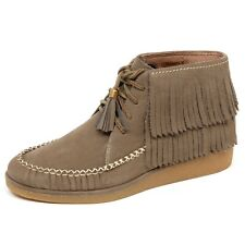 E1038 (SAMPLE NOT FOR SALE WITHOUT BOX) green scarpa donna UGG shoe woman