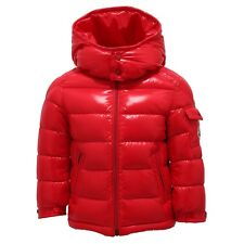 2116V piumino bimbo MONCLER NEW MAYA red jacket kid