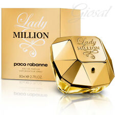 Profumo Donna Paco Rabanne Lady Million Eau de Parfum 30ml 50ml 80ml Femminil...
