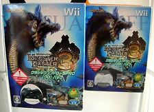 Monster Hunter 3, tri, Controller Classic Pro Pack, Wii, Wii U, Black or White !