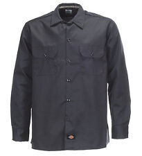 Chemise Dickies SOUS LICENCE Long Sleeve Original Charcoal Grey (M/XL/2XL)