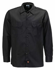 Chemise Dickies SOUS LICENCE Long Sleeve Original Black (XL/2XL) workwear