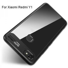 "For ""Xiaomi Redmi Y1"" SLIM THIN Crystal Clear Soft TPU Bumper Back Case Cover"