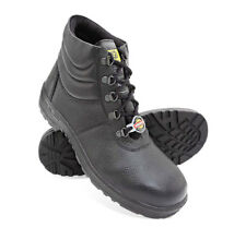 Liberty 7198-02 Warrior Steel Toe Black Safety Shoes