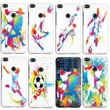 COVER CUSTODIA RIGIDA ORIGINALE Football Per Huawei P8 P9 P10 Lite / Plus /2017