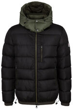New Moncler Gres Down Jacket - Black/Green