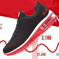 Men Women Fashion Casual Knitted Mesh Sport Running Shoes Athletic Sneakers ZQ