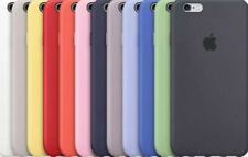Funda para Apple iPhone 8 7 6s 6 Plus Suave carcasa de silicona NO ORIGINAL