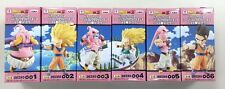 BANPRESTO DRAGON BALL Z WCF VS. MAJIN BOO BUU GOHAN GOTENKS GOKU