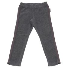 3647V pantalone pile bimba MONCLER leggings grey trouser pant girl kid