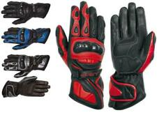 Guantes Sport Track Road Race Sport Racing Protectores Skin Carbon Piel