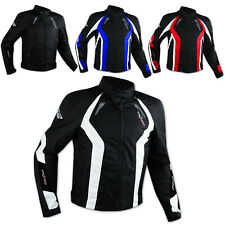 Waterproof Motorcycle Motorbike Scooter CE Approved Armored Textile Lady Jacket