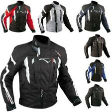 Motorbike Motorcycle 100% Waterproof CE Armours Textile Thermal Tex Jacket