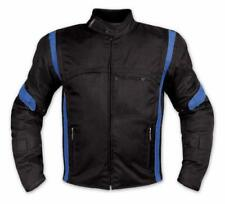 Jacket CE Armored Quality Waterproof Motorbike Motorcycle Thermal Blue