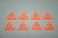 Acrylic Tokens. Critical. Compatible with Star Wars X-Wing Miniatures Game