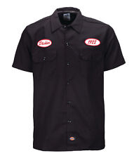 Chemise Dickies SOUS LICENCE Rotonda South Black (S/M/XL/2XL) homme