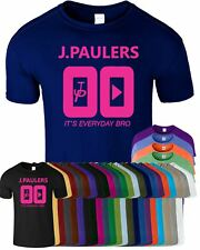 JPAULERS ITS EVERYDAY BRO Mens T Shirt Youtuber Top Tee Jack Pual T-Shirt