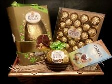 Luxury Ferrero Rocher Milk Chocolate & Hazlenut Egg 275g Easter Eid Gift Hamper
