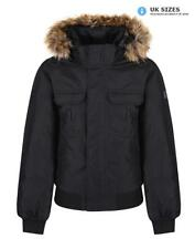 Aigle Men's Rockyfield MTD Down Jacket with Removable Hood - Black