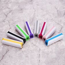 2600mAh USB Backup Battery Charger Power Bank Case Box For Cell Phone Travel