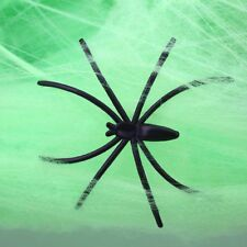 Halloween Prop Stretchy Spider Web Cobweb Home Party Festival Decoration