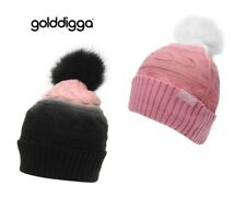 Ladies Golddigga Axial Beanie Hat