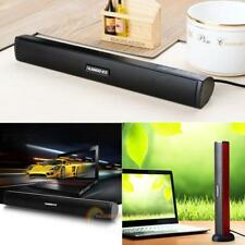 N12 Portable USB Stick Soundbar Speaker Subwoofer Loudspeaker For Tablet PC FF