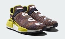 Adidas Pharrell Human Race HU NMD Trail Multi Ink Yellow 5 6 7 8 9 10 11 12 TR