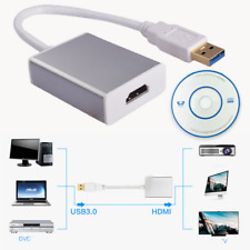 USB 3.0 to HDMI HD 1080P Video Cable Adapter Converter for PC Laptop HDTV UP2 MG