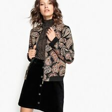 La Redoute Collections Donna Bomber Jacquard