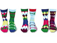 United Oddsocks - 6 IMPAR Calcetines -CAJA DE REGALO - FORE 6 GOLF Inspirado
