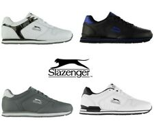 Mens Slazenger Classic Lace Up Trainers