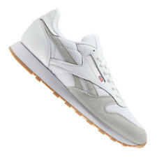 Reebok Classic Leather ESTL Sneaker White Grey