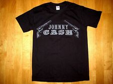 JOHNNY CASH - Pistols T-SHIRT  Official Merchandise