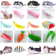 Kids Gift School Various Cute Pencil Case Storage Bag Coin Purse Cosmetic Pouch