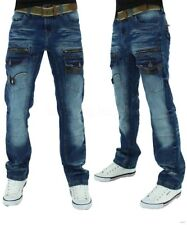 Peviani Uomo sdrucito Rock Star Jeans G Hip IS Hop Time Money COLORADO