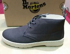 Dr Martens Mayport Gunmetal Overdyed Canvas 23442029