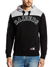MAJESTIC NFL , Foot US COUPE & coudre capuche LOS ANGELES Oakland Raiders